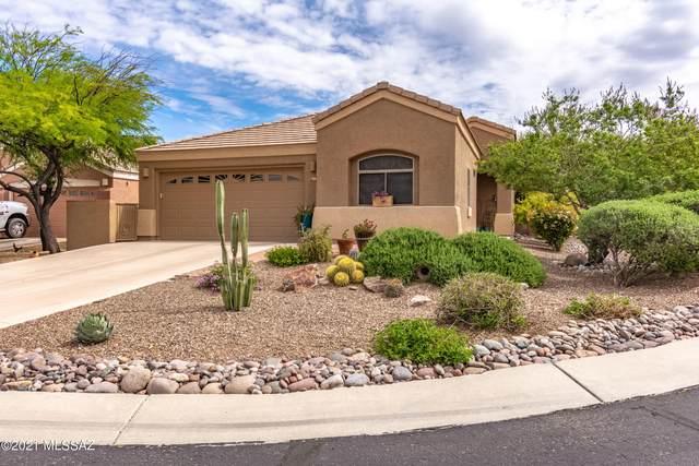13802 N Spring Desert Place, Marana, AZ 85658 (#22110156) :: Tucson Property Executives