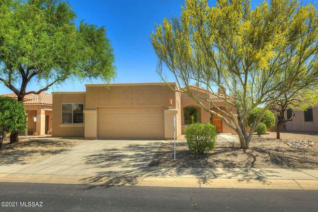 7594 W Sugar Ranch Road, Marana, AZ 85743 (MLS #22110158) :: The Property Partners at eXp Realty