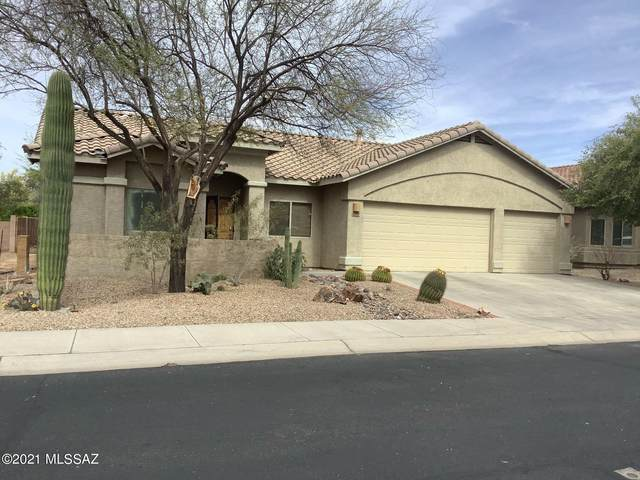 7660 W Quachila Court, Tucson, AZ 85743 (MLS #22110164) :: The Property Partners at eXp Realty