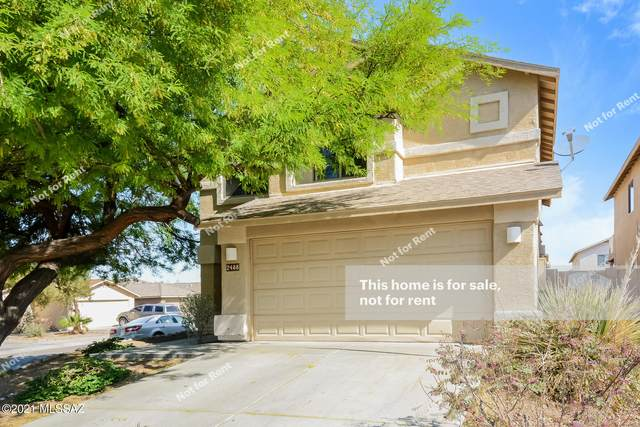 2488 W Chris Oliver Way, Tucson, AZ 85705 (MLS #22110168) :: The Property Partners at eXp Realty