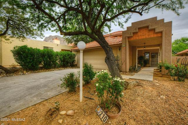 210 E Fieldcrest Lane, Oro Valley, AZ 85737 (#22110169) :: AZ Power Team