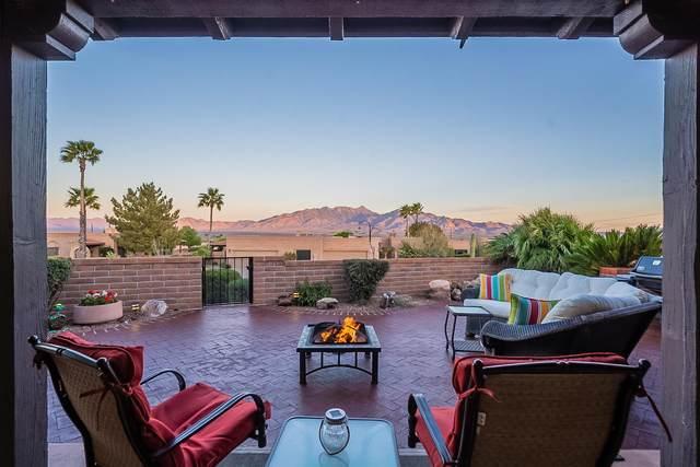 3531 S Via Del Tejedor, Green Valley, AZ 85622 (MLS #22110184) :: The Property Partners at eXp Realty