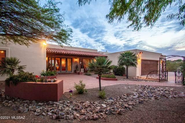 5560 N Hacienda Del Sol Road, Tucson, AZ 85718 (MLS #22110192) :: The Property Partners at eXp Realty