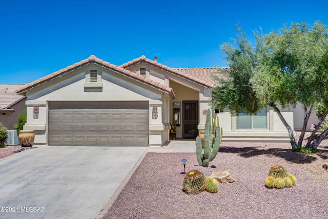 1729 E Night Heron Court, Green Valley, AZ 85614 (#22110195) :: Tucson Property Executives