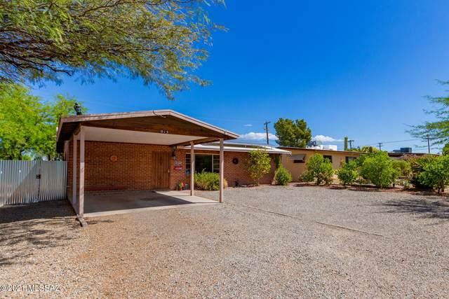 915 E Alturas Street, Tucson, AZ 85719 (#22110197) :: The Local Real Estate Group | Realty Executives