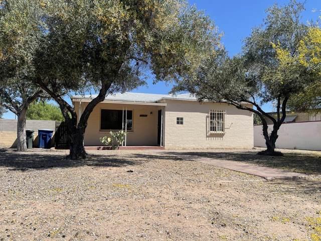 3101 E 29Th Street, Tucson, AZ 85713 (#22110205) :: Tucson Property Executives