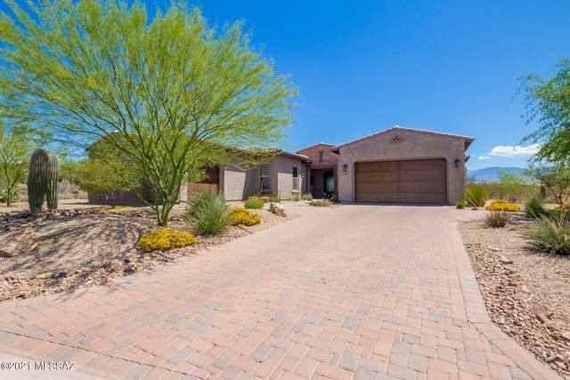 12348 N Durham Wash Drive, Marana, AZ 85658 (#22110215) :: Tucson Property Executives