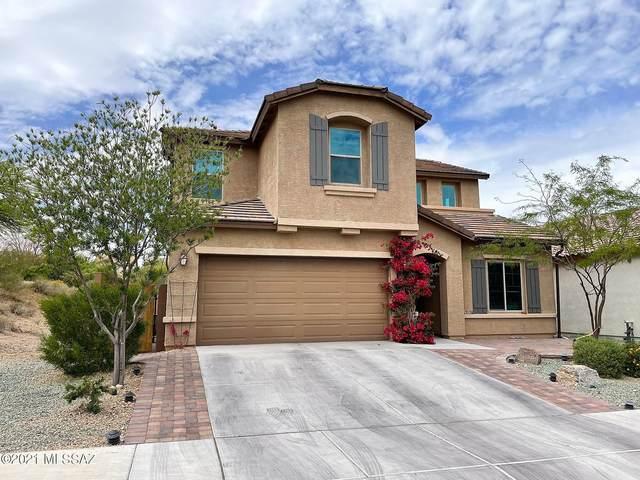 5792 S Tiger Lily Place, Tucson, AZ 85747 (MLS #22110222) :: The Luna Team