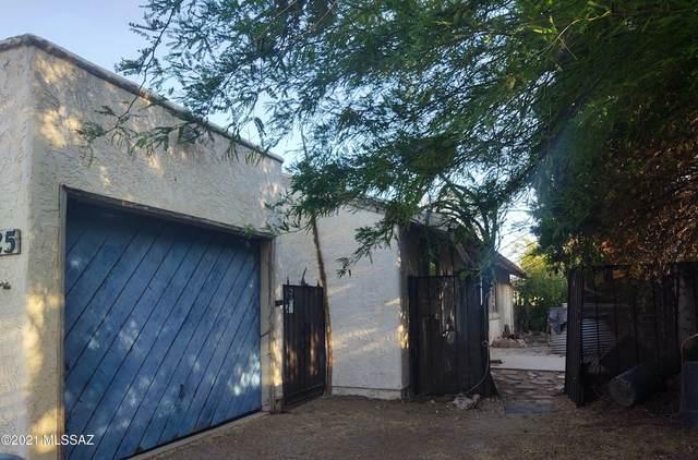 1325 W Placita Plata, Tucson, AZ 85745 (#22110224) :: Tucson Property Executives