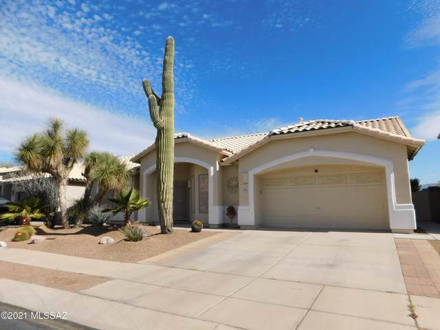 9034 N Lawndale Drive, Tucson, AZ 85743 (#22110238) :: The Local Real Estate Group | Realty Executives