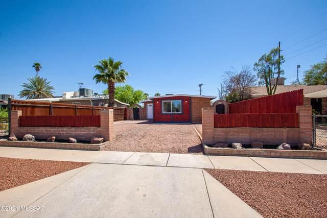 2208 E 20Th Street, Tucson, AZ 85719 (#22110244) :: AZ Power Team