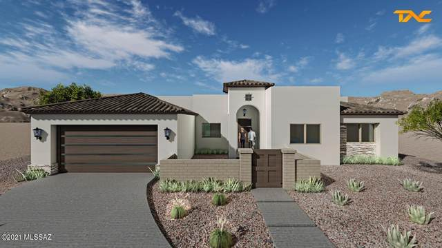 TBD Zorro Court 14, Tubac, AZ 85646 (#22110255) :: Tucson Property Executives
