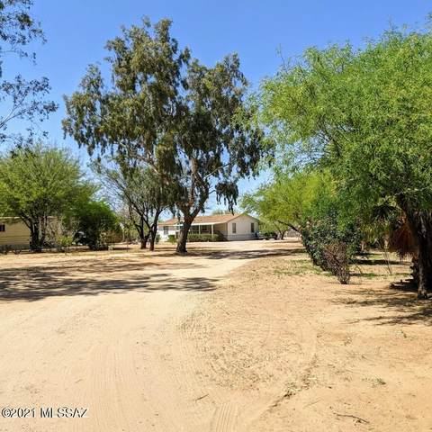 16150 S Delgado Road, Sahuarita, AZ 85629 (#22110260) :: Tucson Property Executives