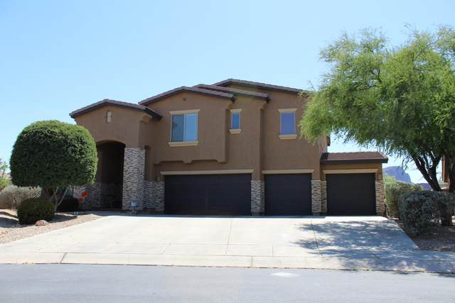 8672 N Ironwood Reserve Way, Tucson, AZ 85743 (#22110265) :: Tucson Property Executives