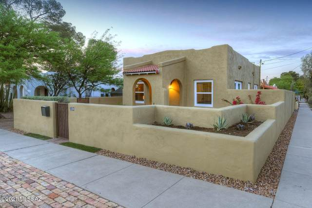 2204 E 2Nd Street, Tucson, AZ 85719 (#22110266) :: Kino Abrams brokered by Tierra Antigua Realty