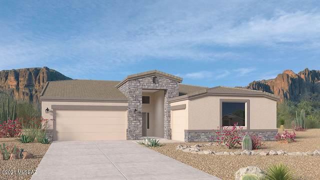 14398 E Royal Falcon Peak Place, Vail, AZ 85641 (#22110275) :: Long Realty Company