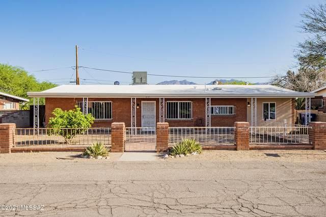 4745 E Adams Street, Tucson, AZ 85712 (#22110285) :: The Dream Team AZ