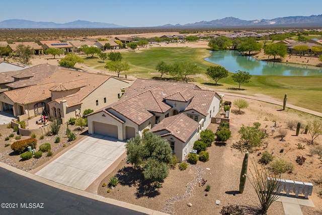 1860 N Oak Hill Lane, Green Valley, AZ 85614 (#22110295) :: Tucson Property Executives