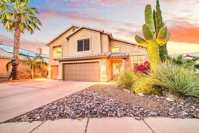 11360 N Silver Pheasant Loop, Oro Valley, AZ 85737 (#22110307) :: Tucson Property Executives