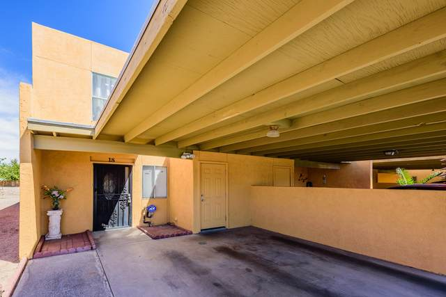 712 W Limberlost Drive #18, Tucson, AZ 85705 (#22110309) :: Tucson Property Executives