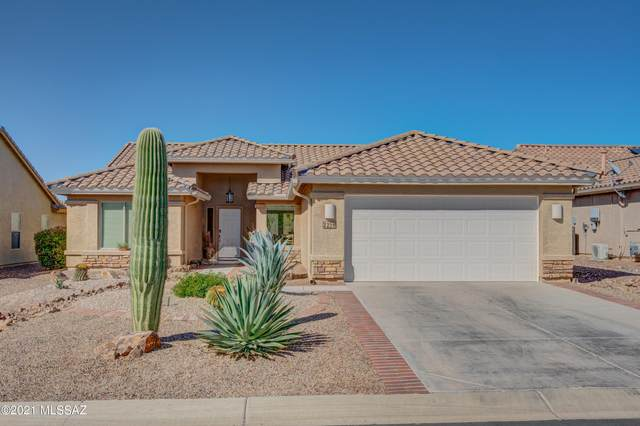 2259 E Desert Squirrel Court, Green Valley, AZ 85614 (#22110311) :: The Local Real Estate Group | Realty Executives