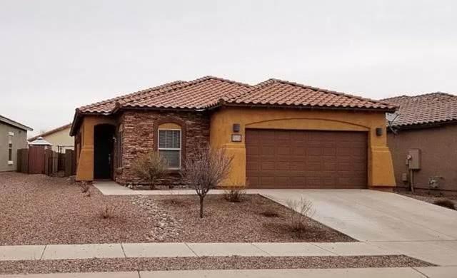 790 W Via De Gala, Sahuarita, AZ 85629 (#22110317) :: Long Realty Company