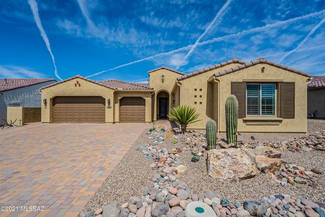 60088 E Peppertree Lane, Oracle, AZ 85623 (#22110326) :: Long Realty - The Vallee Gold Team