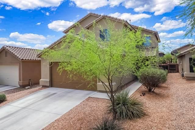 647 W Cholla Crest Drive, Green Valley, AZ 85614 (#22110328) :: Gateway Realty International