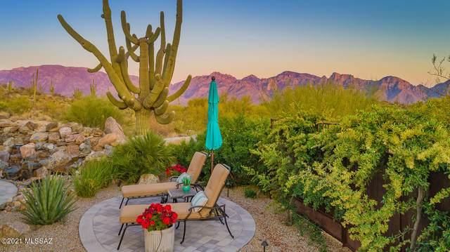 14113 N Stone Ledge Place, Oro Valley, AZ 85755 (#22110343) :: Long Realty Company