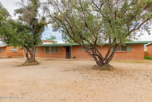 5349 E Baker Street, Tucson, AZ 85711 (#22110357) :: Gateway Realty International