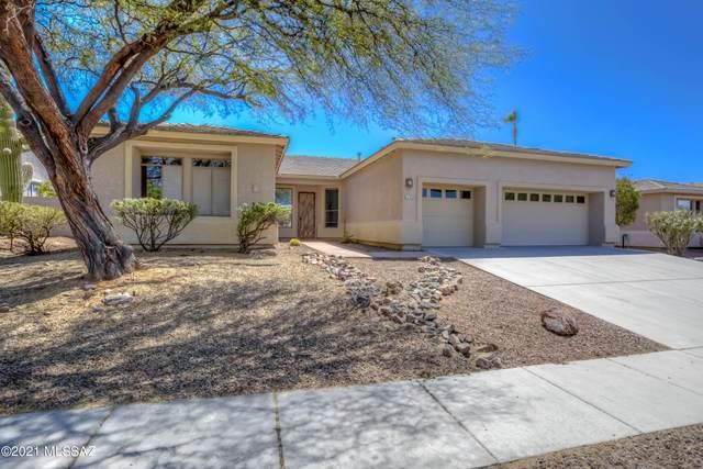 11258 Mountain Breeze Drive, Oro Valley, AZ 85737 (#22110370) :: Long Realty Company