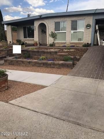 632 N Jeanette Avenue, Tucson, AZ 85748 (#22110377) :: Long Realty Company