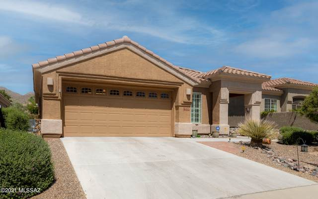 13544 N Buckhorn Cholla Drive, Marana, AZ 85658 (MLS #22110381) :: The Property Partners at eXp Realty