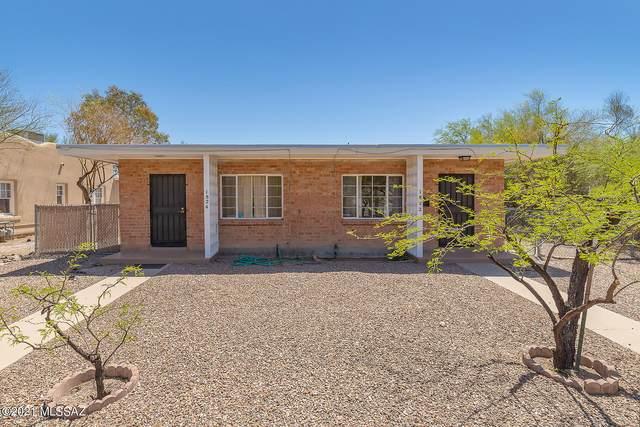 1822-1824 E 8Th Street E, Tucson, AZ 85719 (#22110387) :: Kino Abrams brokered by Tierra Antigua Realty