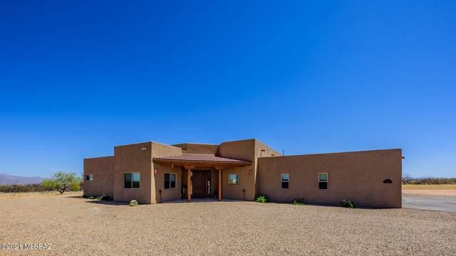 1187 S Manley Court, Benson, AZ 85602 (#22110427) :: Kino Abrams brokered by Tierra Antigua Realty