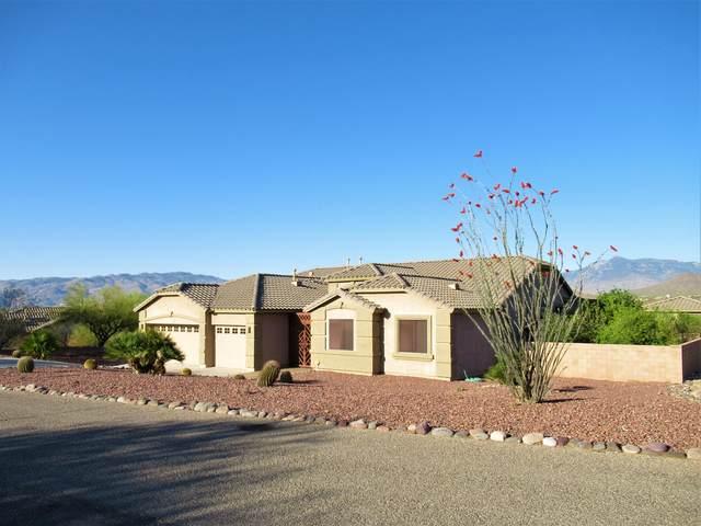 11411 S Cienega Dam Place, Vail, AZ 85641 (#22110429) :: The Local Real Estate Group | Realty Executives