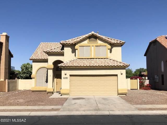 7997 N Wildomar Drive, Tucson, AZ 85743 (#22110430) :: The Local Real Estate Group | Realty Executives