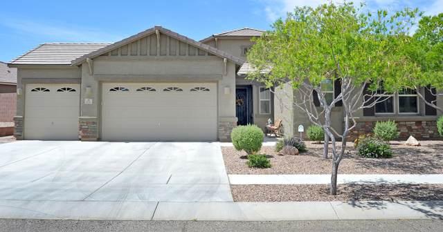 16782 S Eva Avenue, Vail, AZ 85641 (#22110433) :: The Local Real Estate Group | Realty Executives