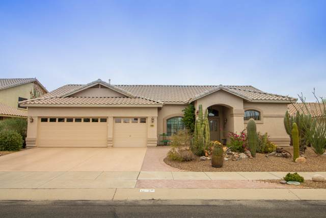 12420 N Copper Queen Way, Oro Valley, AZ 85755 (#22110438) :: Long Realty - The Vallee Gold Team