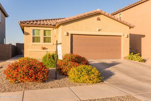 7991 S Dolphin Way, Tucson, AZ 85756 (MLS #22110471) :: The Property Partners at eXp Realty