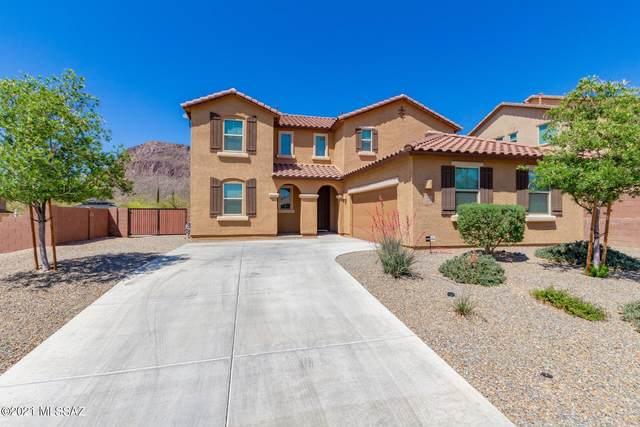 4260 W Bushmaster Peak Drive, Tucson, AZ 85746 (#22110532) :: Long Realty - The Vallee Gold Team