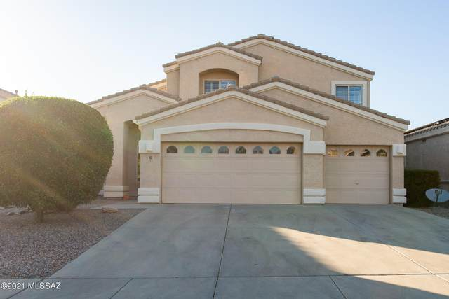 302 W Klinger Canyon Drive, Oro Valley, AZ 85755 (#22110542) :: Long Realty - The Vallee Gold Team