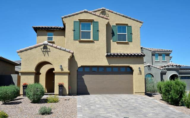 962 W Baccata Court, Oro Valley, AZ 85755 (MLS #22110546) :: The Property Partners at eXp Realty