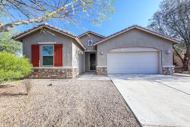 6548 W Smoky Falls Way, Tucson, AZ 85757 (MLS #22110549) :: The Luna Team
