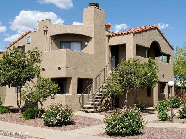 1745 E Glenn Street #121, Tucson, AZ 85719 (#22110556) :: Long Realty - The Vallee Gold Team