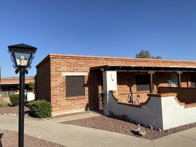 263 S Paseo Cerro A, Green Valley, AZ 85614 (#22110562) :: Long Realty - The Vallee Gold Team