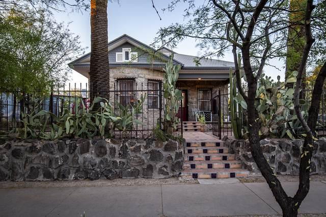 245 E 4Th Street, Tucson, AZ 85705 (#22110577) :: The Josh Berkley Team