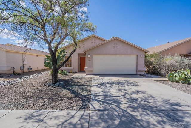 8274 S Placita Del Plantio, Tucson, AZ 85747 (MLS #22110603) :: The Property Partners at eXp Realty