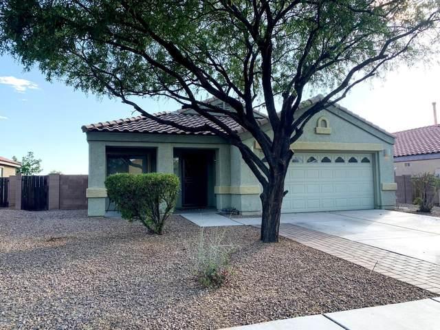 11661 W Stone Hearth Street, Marana, AZ 85658 (#22110605) :: The Josh Berkley Team
