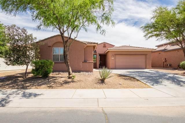 11603 W Minneola Drive, Marana, AZ 85653 (#22110612) :: Gateway Realty International